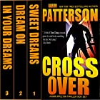 Cross Over Box Set: Complete WJA Series: Sweet Dreams, Dream On, In Your Dreams: Mark Appleton Thriller Series Hörbuch von Aaron Patterson Gesprochen von: Bob Dunsworth