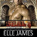SEAL's Deception: Take No Prisoners, Book 8 Audiobook by Elle James Narrated by Gregory Salinas