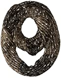 La Fiorentina Women's Marled Knit Infinity Scarf