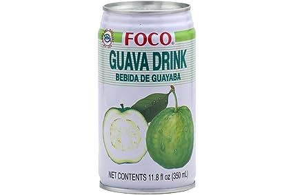 Guava Drink Foco Foco Guava Drink 11.8oz