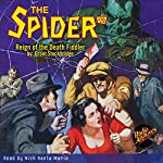 Spider #20, May 1935 (The Spider) | Grant Stockbridge, RadioArchives.com