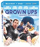 Grown Ups [Blu-ray + DVD]