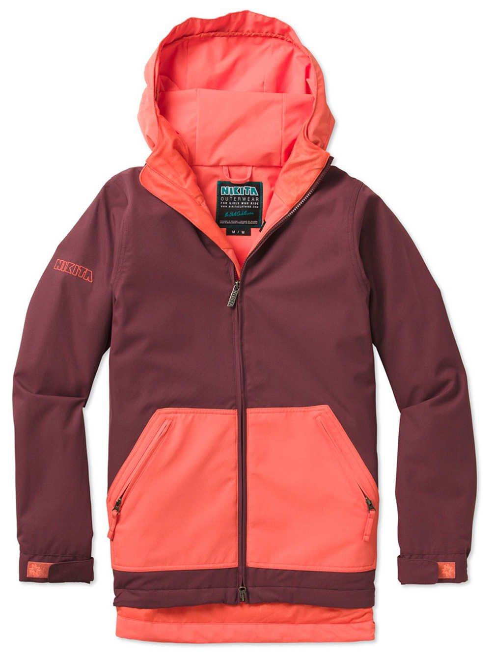 Damen Snowboard Jacke Nikita Diptail Jacket