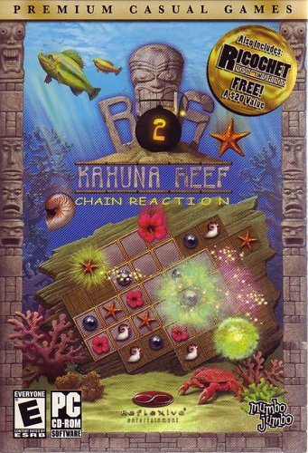 Big Kahuna Reef 2: Chain Reaction (PC CD)