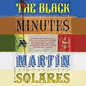 The Black Minutes Audiobook