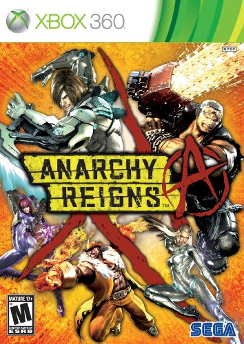 Anarchy Reigns on Xbox 360, PC