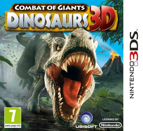 COMBAT OF THE GIANTS - DINOSAURS [IMPORT ANGLAIS] [JEU 3DS]