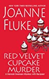 Red Velvet Cupcake Murder (Thorndike Press Large Print Mystery Series)