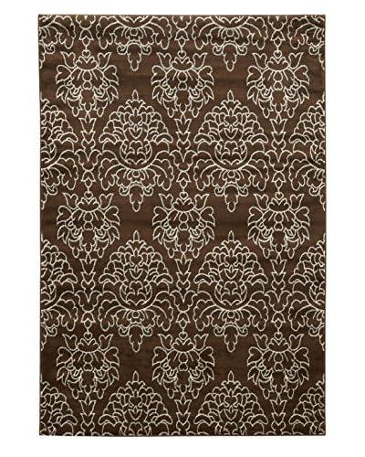 Linon Home Décor Elegance Damask Rug