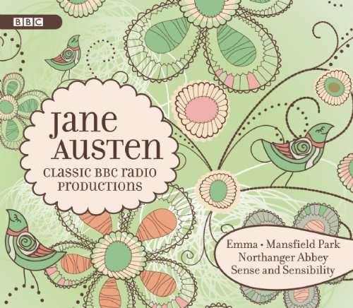 The Jane Austen: Classic BBC Radio Productions (BBC Audio)