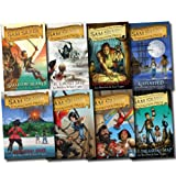 Jan Burchett Sam Silver Undercover Pirate Series Collection 8 Books Set (The Ghost Ship, Kidnapped, Skeleton Island, The Deadly Trap, Dragon Fire, The Double-cross, The Great Rescue, The Treasure Map)
