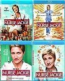 Nurse Jackie 1-4 Collection Blu-Ray Season 1 2 3 4 Collection