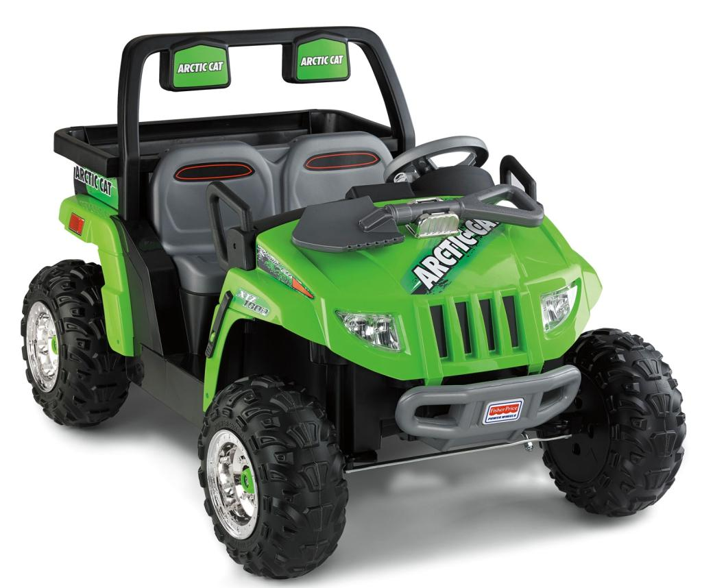 Fisher Price Arctic Cat Power Wheels Meijer