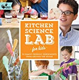 img - for Kitchen Science Lab for Kids: 52 Family Friendly Experiments from Around the House (Hands-On Family) book / textbook / text book