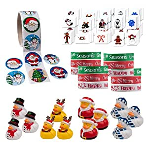 Christmas Mega Toy Novelty Assortment