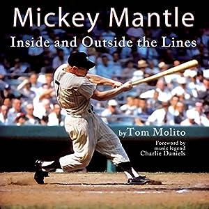 Mickey Mantle Audiobook