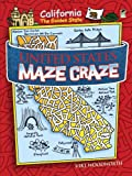 img - for United States Maze Craze (Dover Children's Activity Books) book / textbook / text book