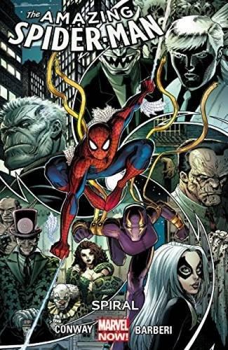 Amazing Spider-Man 5 Spiral