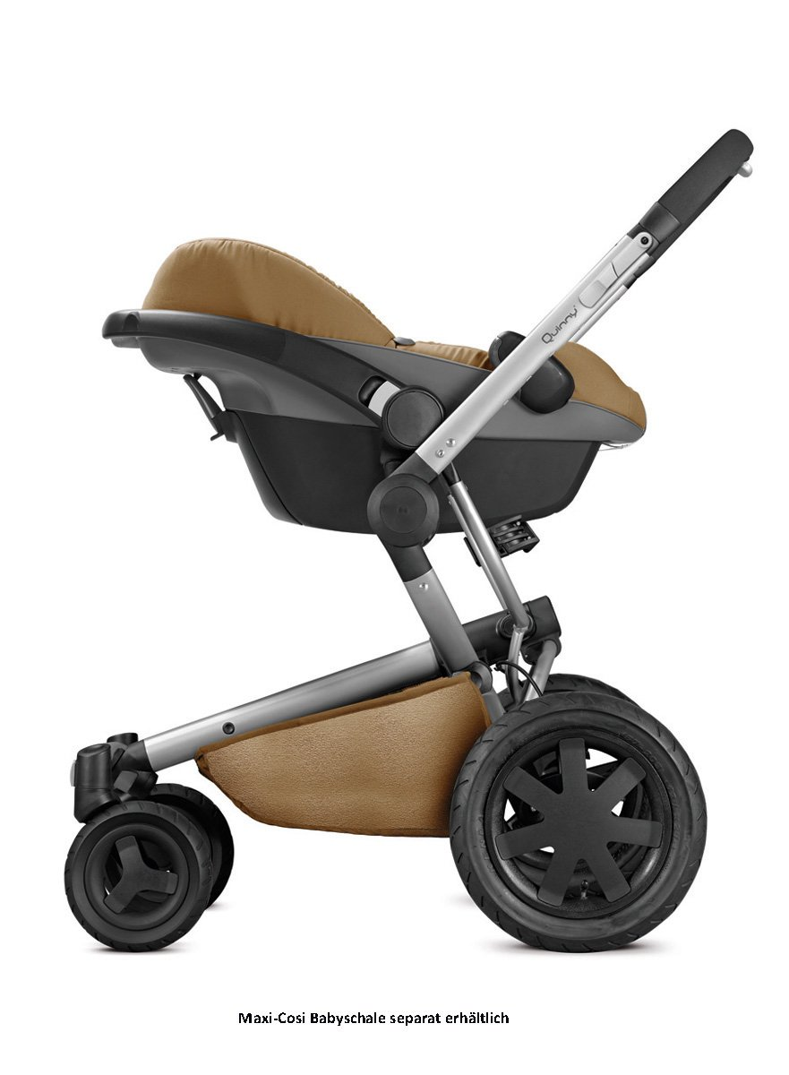 Baby Stroller Pushchair Quinny Buzz Xtra Toffee Crush