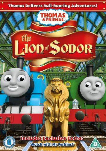 Thomas & Friends - The Lion Of Sodor [DVD] [2011]