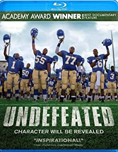 Undefeated Blu-ray by Starz / Anchor Bay