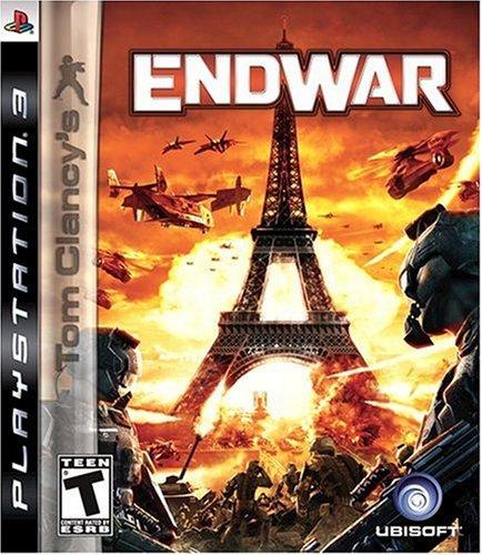 Tom Clancy'S Endwar - Playstation 3 front-330088