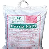 Naturally Organic - Purna Mitti - Set Of 48 Bags /10 Kg Each