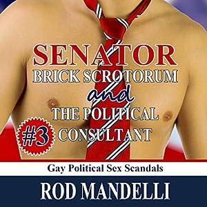 Senator Brick Scrotorum & The Political Consultant Audiobook