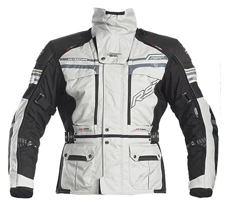 Nouvelle RST aventure Pro Series II 1223 veste de moto argent/noir