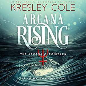 Arcana Rising Audiobook