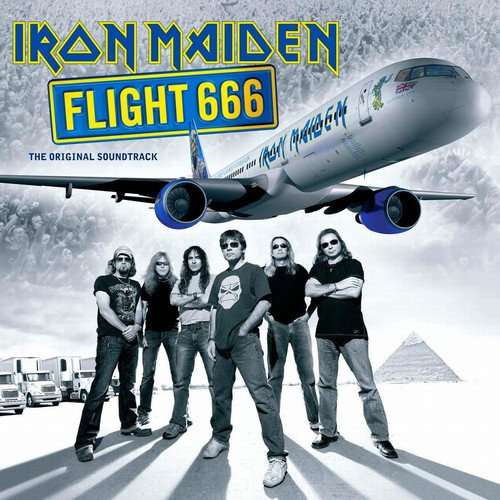 Vinilo : Iron Maiden - Flight 666 (Germany - Import, 2 Disc)