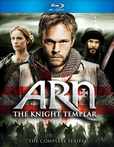 Cover art for  ARN The Knight Templar - The Complete Series [Blu-ray]
