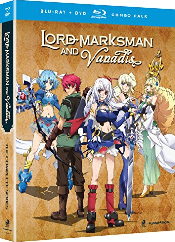 Lord Marksman & Vanadis: The Complete Series (Blu-ray/DVD combo)
