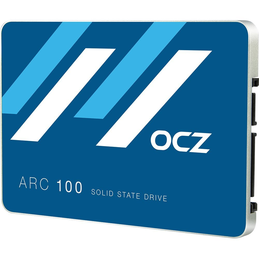 OCZ Storage Solutions Arc 100 Series 240GB 2.5-Inch 7mm SATA III Ultra-Slim Solid State Drive with Toshiba A19nm NAND ARC100-25SAT3-240G