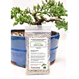 Bonsai Fertilizer Pellets by Perfect Plants - 5 Year Supply - All Natural Slow Release - Immediate Enrichment for All Live Bonsai Tree Species (Tamaño: 5 oz)