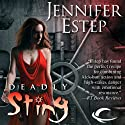 Deadly Sting: Elemental Assassin, Book 8 Audiobook by Jennifer Estep Narrated by Lauren Fortgang