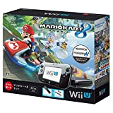 Wii U マリオカート8 セット クロ