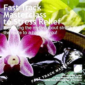Fast Track Masterclass to Stress Relief Audiobook