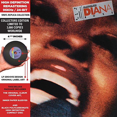 Diana Ross & the Supremes - Diana Ross: An Evening With Diana Ross [papersleeve] - Zortam Music