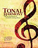 img - for Tonal Harmony book / textbook / text book
