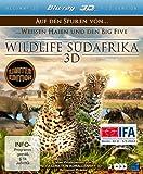 Image de Wildlife Südafrika 3d [Blu-ray] [Import allemand]