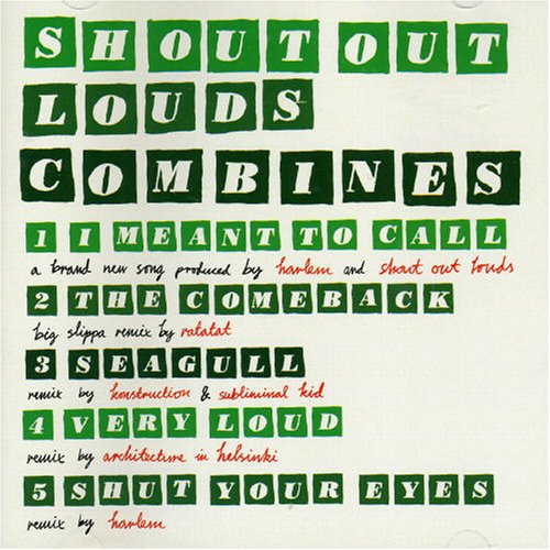 Shout Out Louds - Combines - Zortam Music