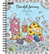 Lang Cheerful Journey Coloring Book by Debi Hron (1020105)