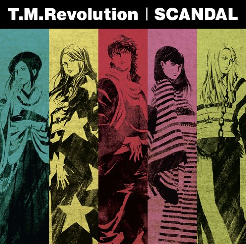 SCANDAL Runners_high