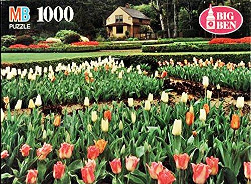 Big Ben 1000 Piece Jigsaw Puzzle Titled,
