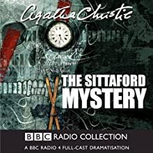 The Sittaford Mystery (Dramatised) Radio/TV Program by Agatha Christie Narrated by John Moffatt, Stephen Tompkinson