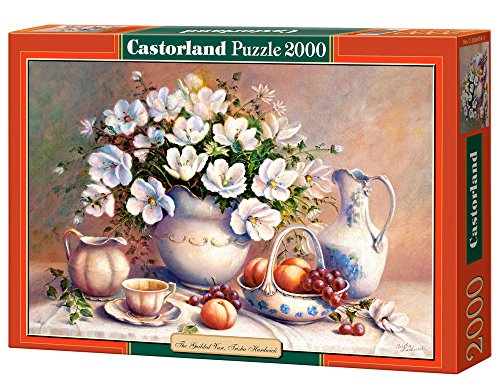 Castorland C-200474-2 - The Guilded Vase, Trisha