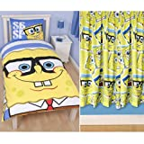 Spongebob Squarepants 'Framed' Single Duvet Cover + Matching 66