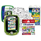 Leap Frog Leap Pad 2 Crayola Creativity Pack Bundle! (Includes LeapFrog LeapPad2 Learning Tablet with 4GB Memory plus Exclusive Bonus Crayola Accessories!)