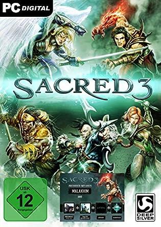 Sacred 3 - Digital Pre-order Edition [PC Steam Code]